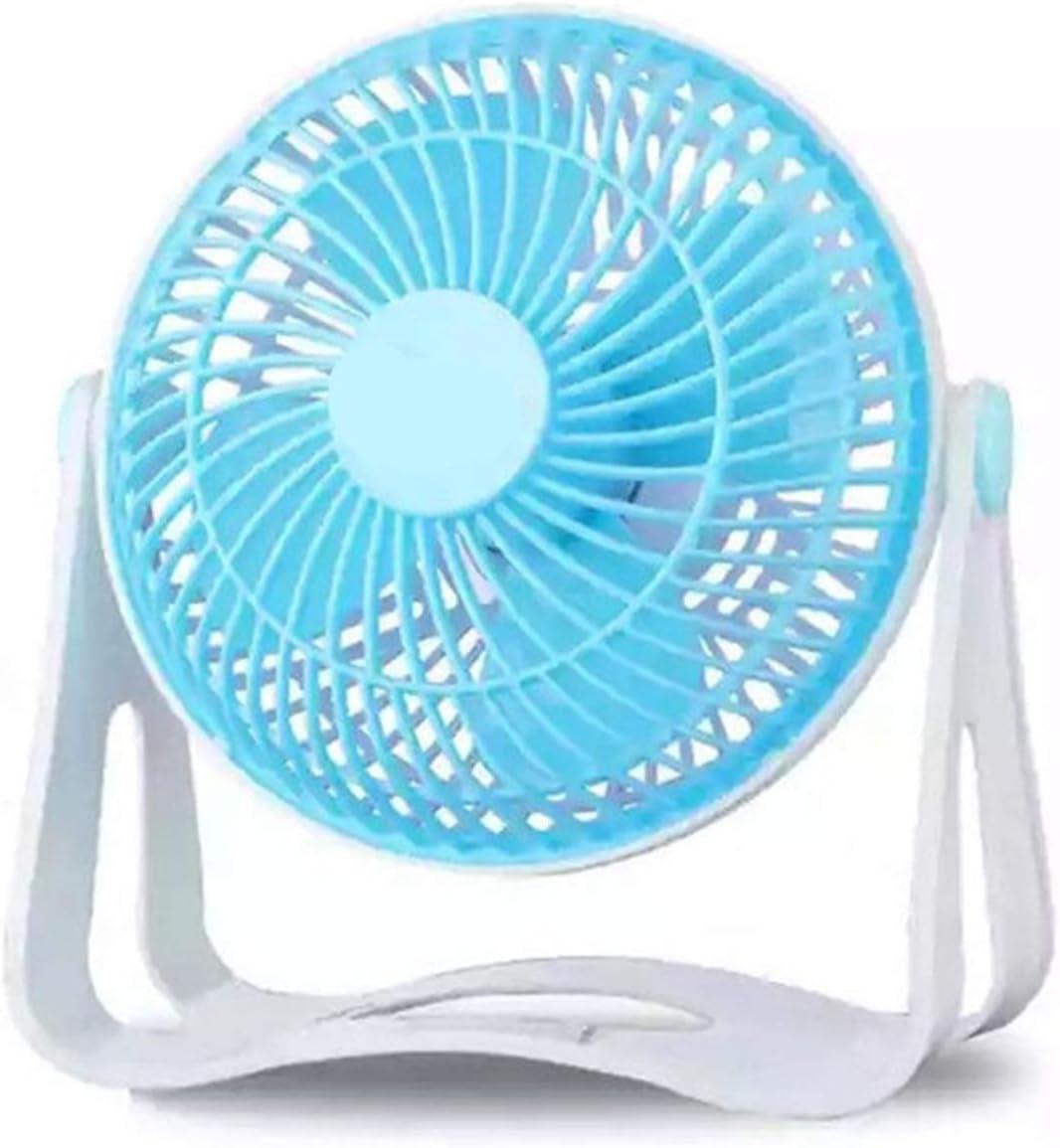 Outdoor Travel Shengjuanfeng USB Fans Mini USB Fan Bedside Clip Fan Summer Office Bedroom Fan Blue and White Color for Home Color : 02 Office