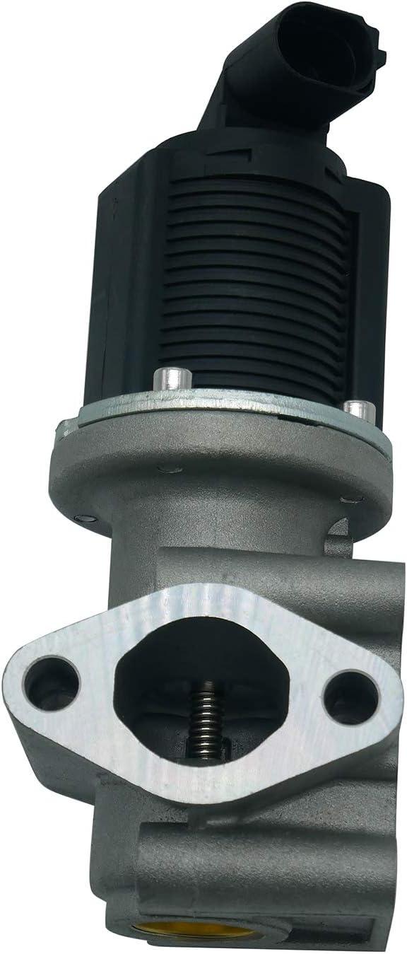 ZEALfix V/álvula EGR 55215031 46823850 Recirculaci/ón de gases de escape para Vectra Astra Zafira