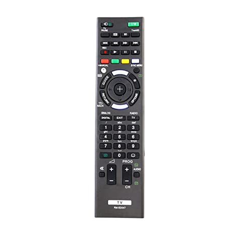 elecomando sony bravia  Telecomando per Sony RM-ED047: : Elettronica