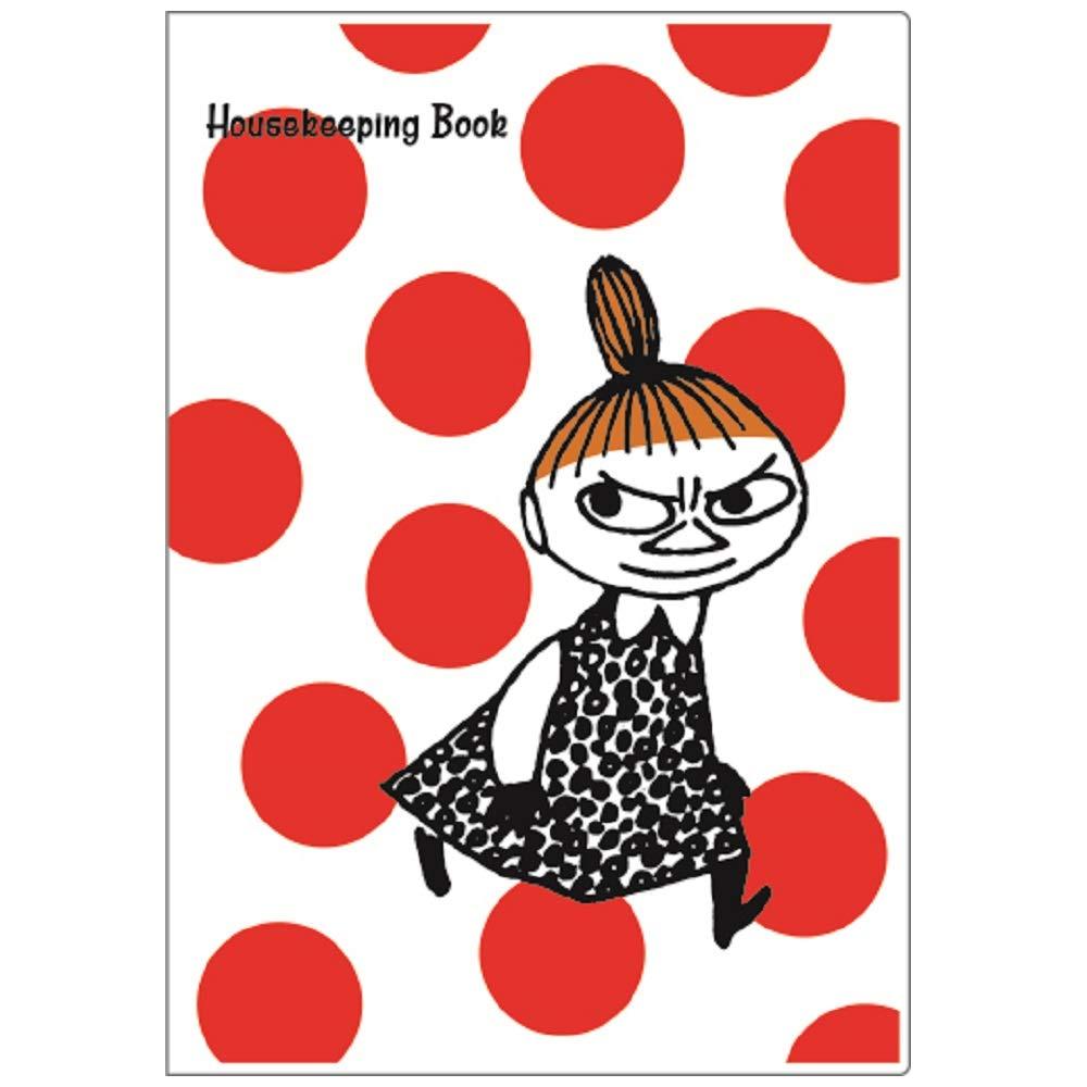 Gakken Suteifuru Mumin Haushaltsbuch A5 Dot Ad12096