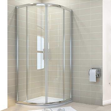 Aica Bathrooms Ns7 80 Ash88 Cabine De Douche Avec Paroi En Verre A