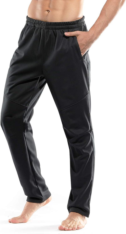 Pantalones Impermeable para Monta/ña Senderismo Trekking Senderismo Acampada Escalada INBIKE Pantalon Largo De Ciclismo Abrigo Transpirable Invierno para Hombre