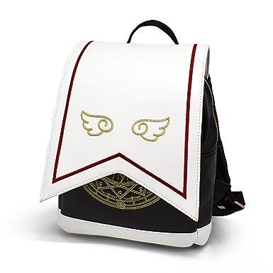Image Unavailable. Image not available for. Color  Card Captor Sakura  Uniform Randoseru Backpack Kawaii Lolita Magical School Bags ... 8c3512e27a689