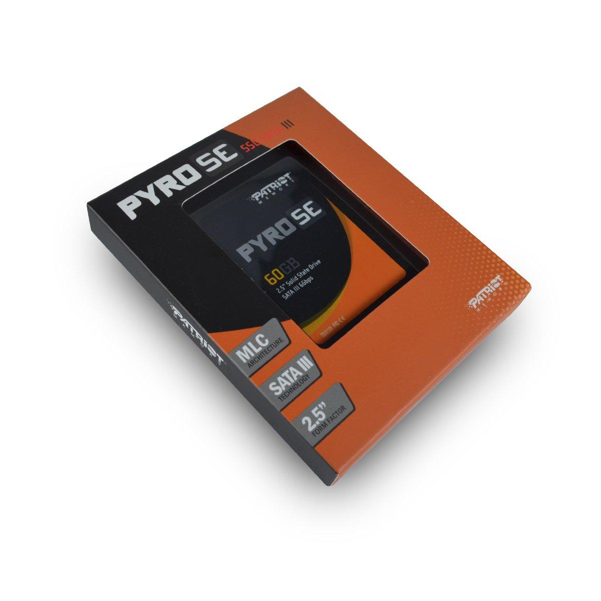 Patriot Pyro 240GB SATA III 2.5 SSD Drivers