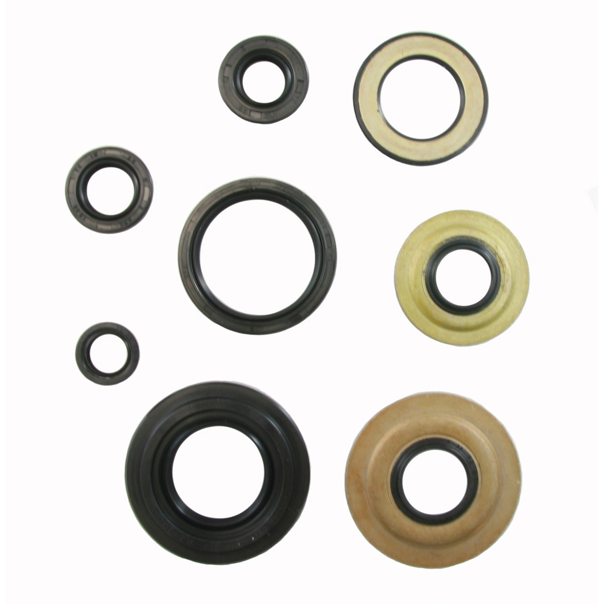 Tusk Engine Oil Seal Kit - Fits: Yamaha RAPTOR 350 2004-2013