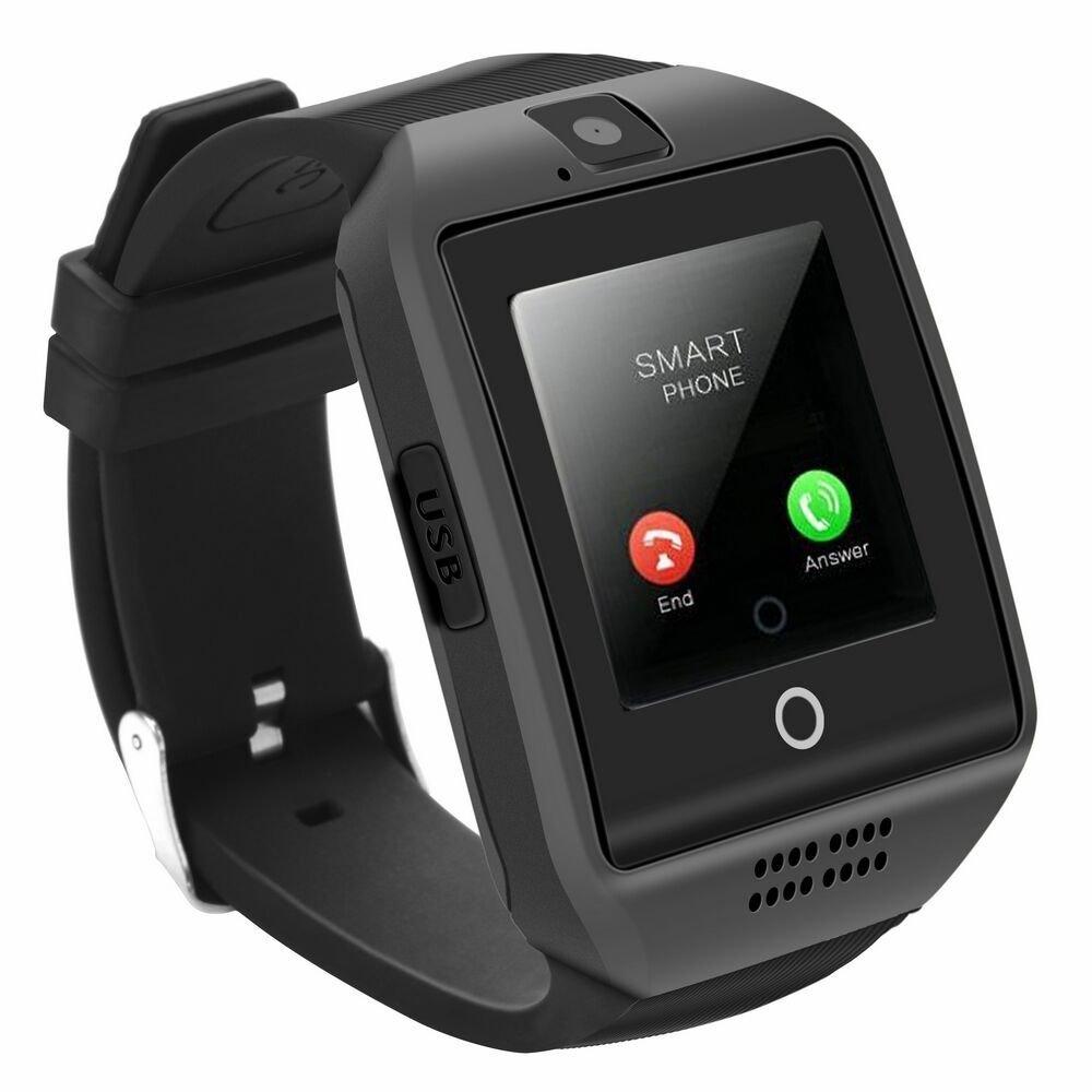 Bluetooth Smartwatch [Nueva Versión 1.54'' Pantalla Curva], LERMX Smart Watch...