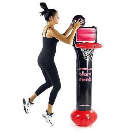 Amazon.com: Inflable Juego de baloncesto.: Toys & Games
