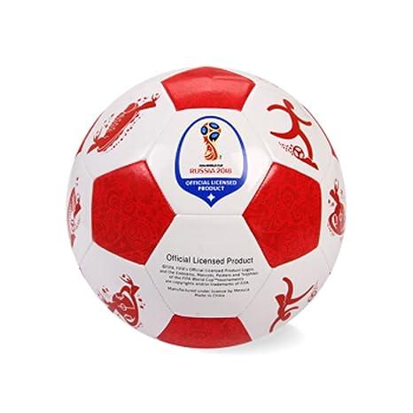 SYMTOP FIFA World Cup 2018 Balón Pelota de Fútbol Entrenamiento 4 ...