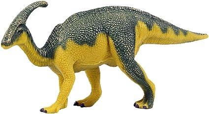 Realistic Parasaurolophus Dinosaur Toy Educational Model Birthday Gift For Kids