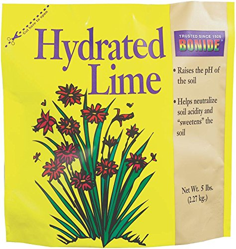 - Bonide Chemical Number-5 Hydrated Lime for Soil - 5 Pounds