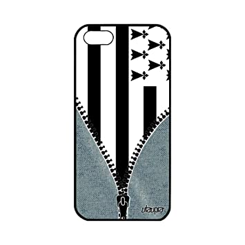 coque iphone 5 breton