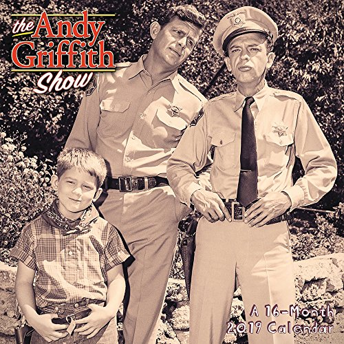 Andy Griffith Show Wall Calendar (2019)
