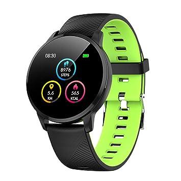 HNLZGL Smart Watch Pedometer Orologio Sportivo con frequenza ...