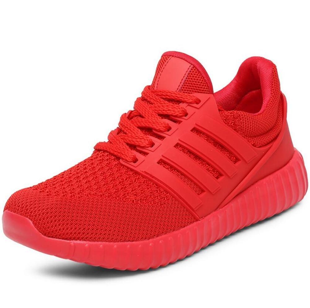 XIE Zapatos Corrientes de la Señora de la Red de Las Mujeres, 9630 Red, 37 37|9630 red