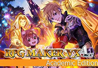 amazoncom rpg maker vx ace academic edition download