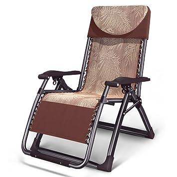 Übergröße Schwerelosigkeit Verstellbarer Kopfstütze Sessel, Büro Siesta  Stuhl Sessel Tragbarer Gartenstuhl Sonnenliegen Gartenstuhl Sommer  Strandkorb