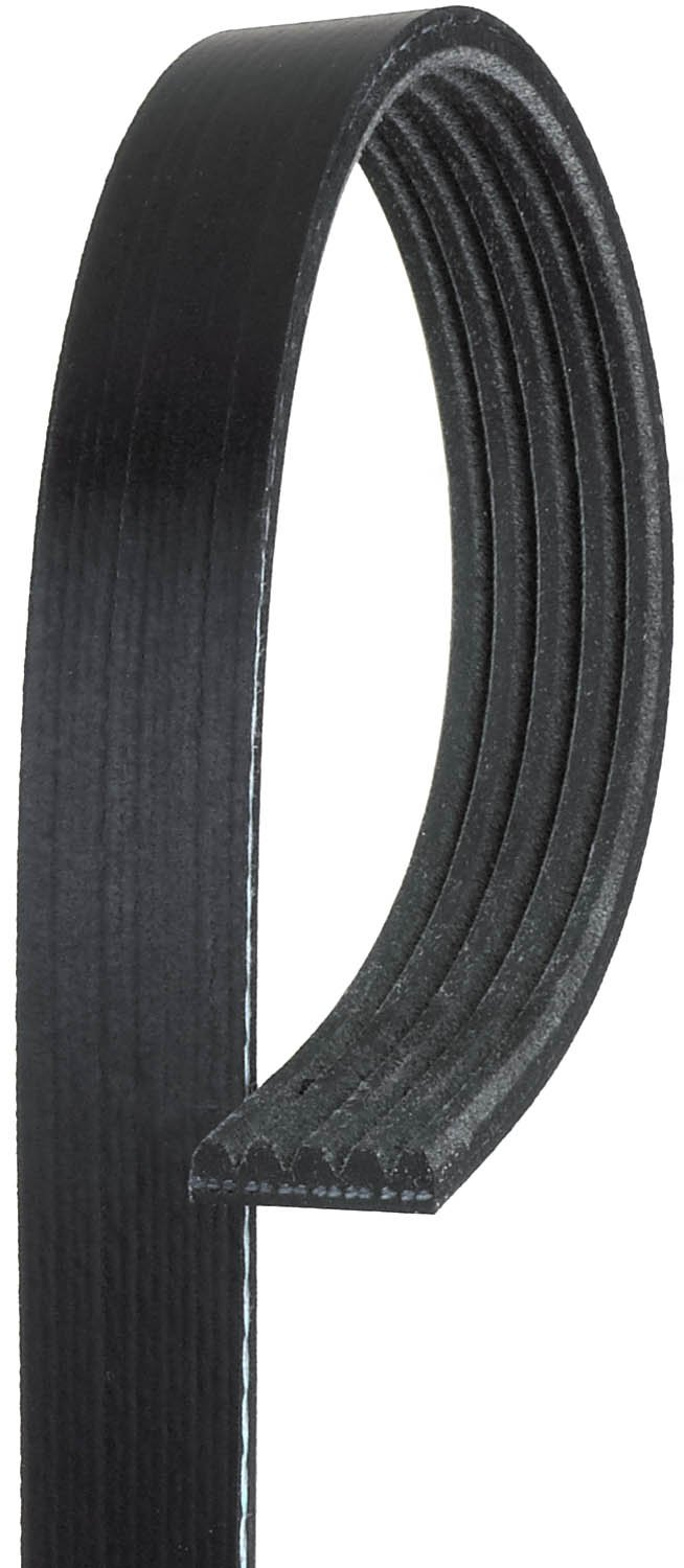 ACDelco 5K450 Professional V-Ribbed Serpentine Belt
