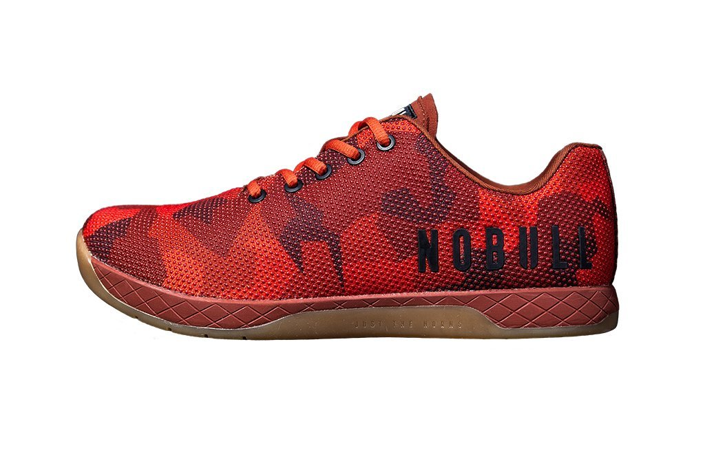 NOBULL Women's Training Shoe and M Styles … B076BT3CBH 7 M and US|Fire Camo aed038