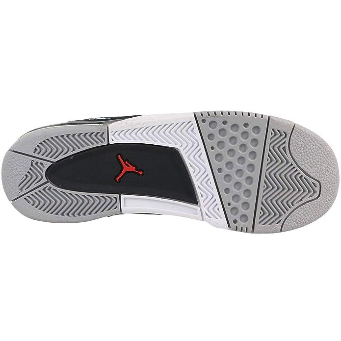 9cd6cb2e56 Nike Jungen Jordan Big Fund (GS) Sneaker Schwarz: Amazon.de: Schuhe &  Handtaschen