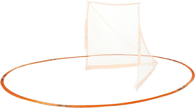 Bownet 18' Diameter Portable Men's Lacrosse Crease : Lacrosse Equipment Accessories : Sports & Outdoors