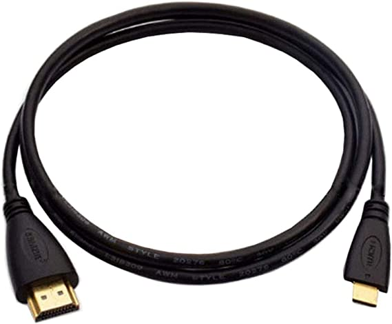 USB cable and HDMI cable for Olympus PEN E-PL6