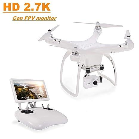 UPAIR One Drone GPS, FPV Drone sin Escobillas con Cámara de 2.7K ...
