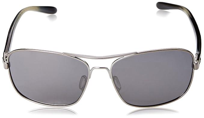 24bef249ea Amazon.com  Oakley Women s Sanctuary Sunglasses Gunmetal Black  Clothing