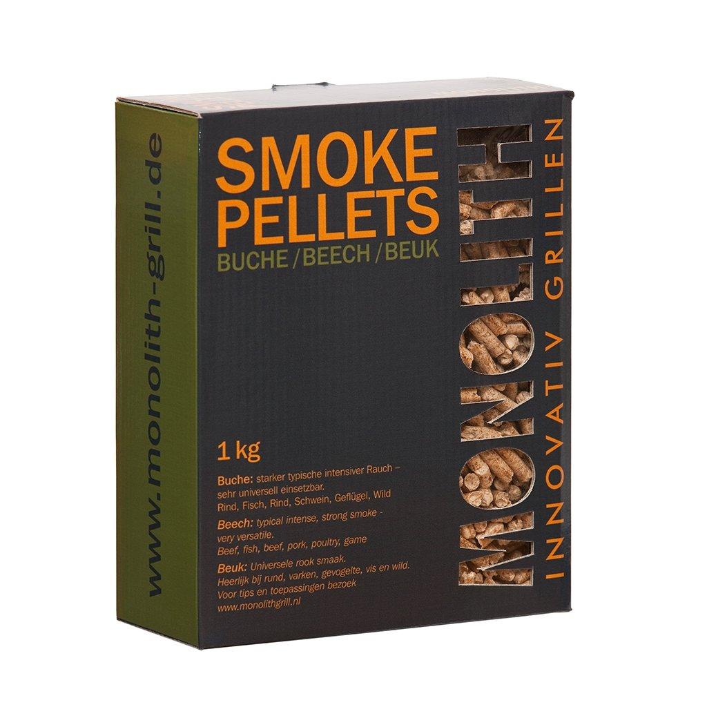 Smoke pellets haya/Beech 1 kg de cartón: Amazon.es: Jardín
