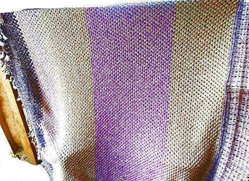 Luxurious Antiallergenic Peruvian Royal Alpaca Throw Blanket (68