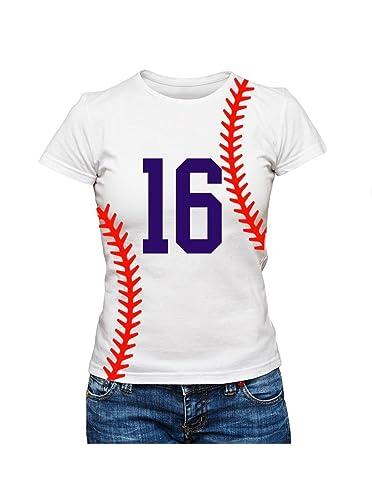 Baseball Shirts Designs | Amazon Com Personalized Team Shirt Baseball Shirt Design Handmade