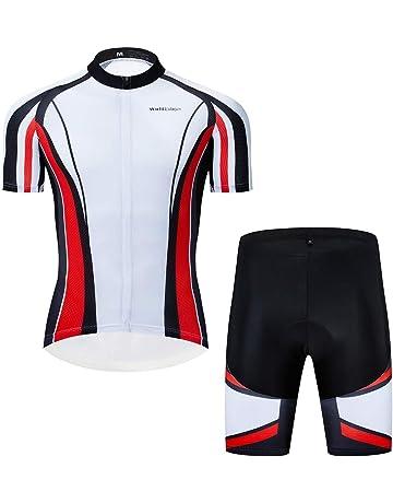 Maillots de ciclismo para hombre | Amazon.es