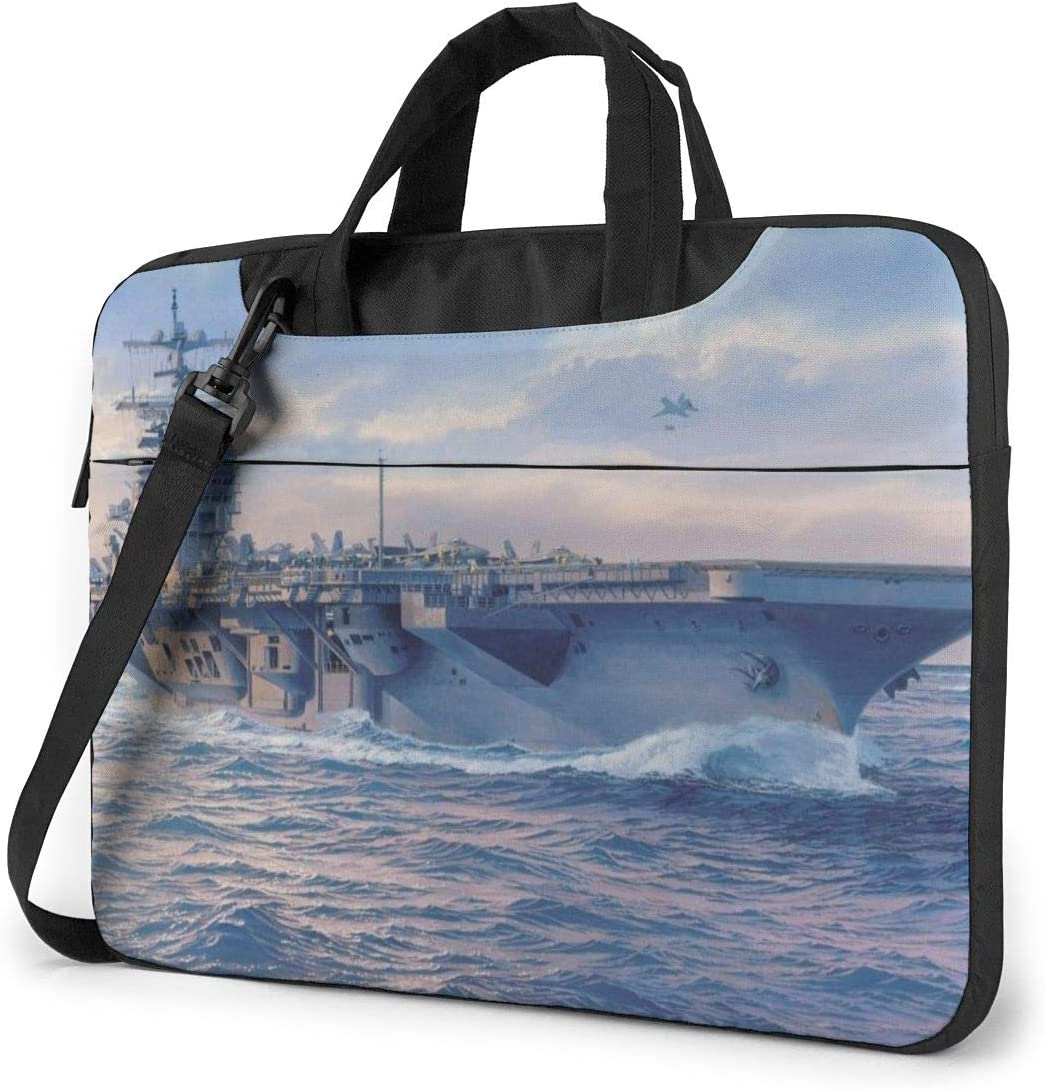 Laptop Case Computer Bag Sleeve Cover Space cat Waterproof Shoulder Briefcase 13 14 15.6 Inch