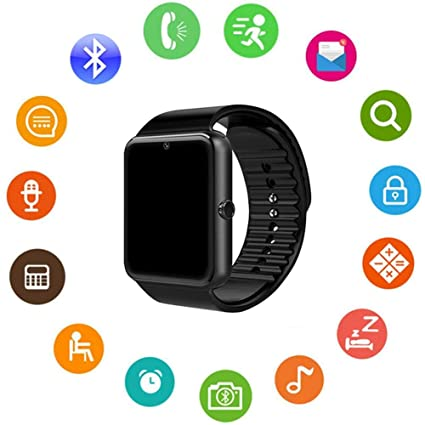 Amazon.com: Umiwe Smart Watch for Android Phones Touch ...