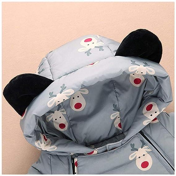 8833bf105 Newborn Baby Girls Boys All in One Snowsuit