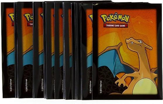 Pokémon 65 pochettes Charizard 2020 Deck Protector Sleeves protège cartes 15311