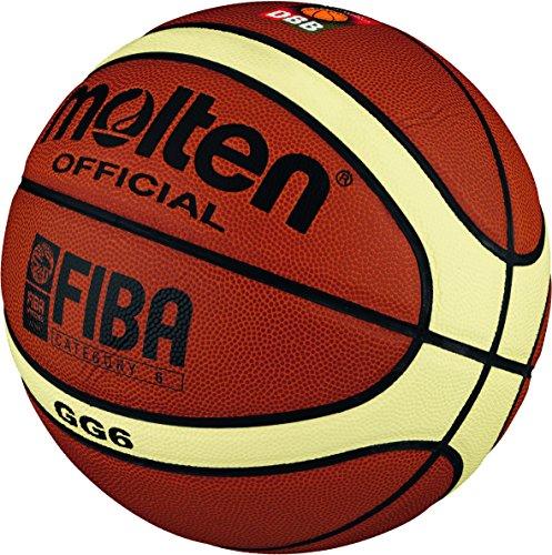 Molten GG6 - Pelota de baloncesto: Amazon.es: Deportes y aire libre