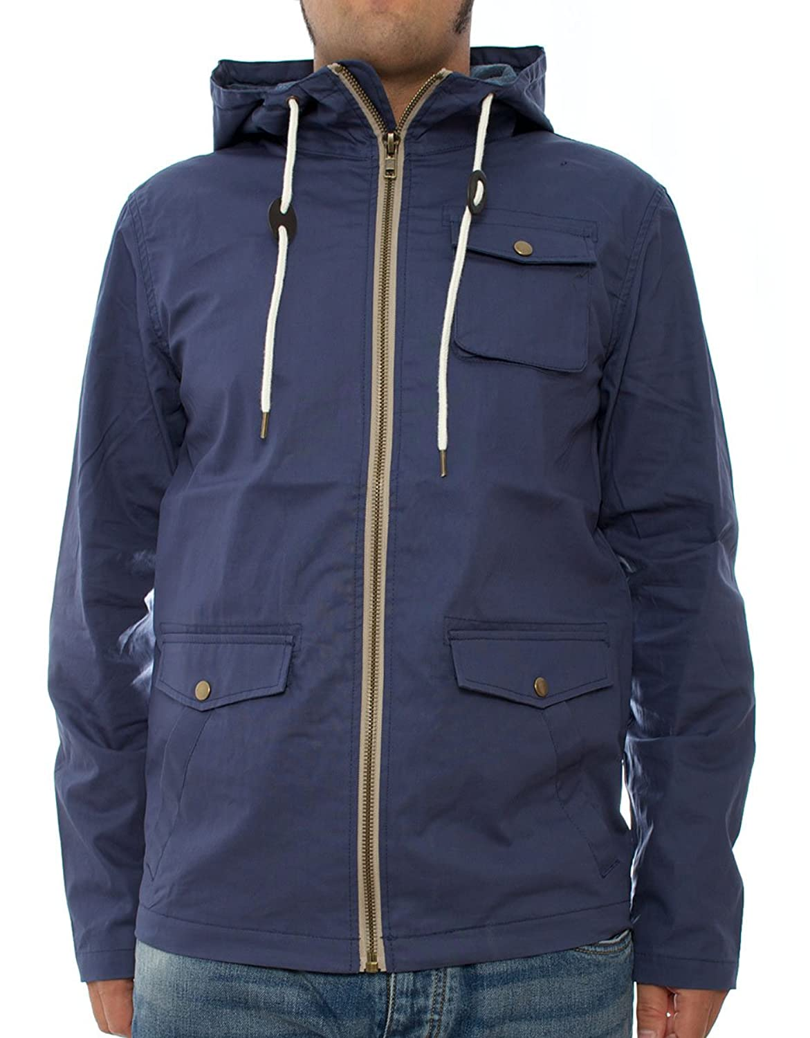 !Solid Maf men, lightweight jacket , blue
