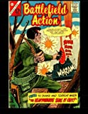 Battlefield Action #60: 1960's War Comic