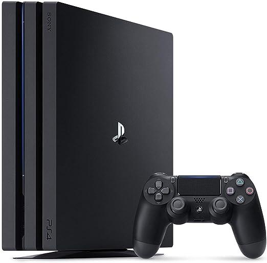 Amazon | PlayStation 4 Pro ジェット・ブラック 2TB (CUH-7200CB01)【メーカー生産終了】 | ゲーム機本体
