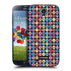 Black Bg Group Chattern Back Case For Samsung Galaxy S4 I9500