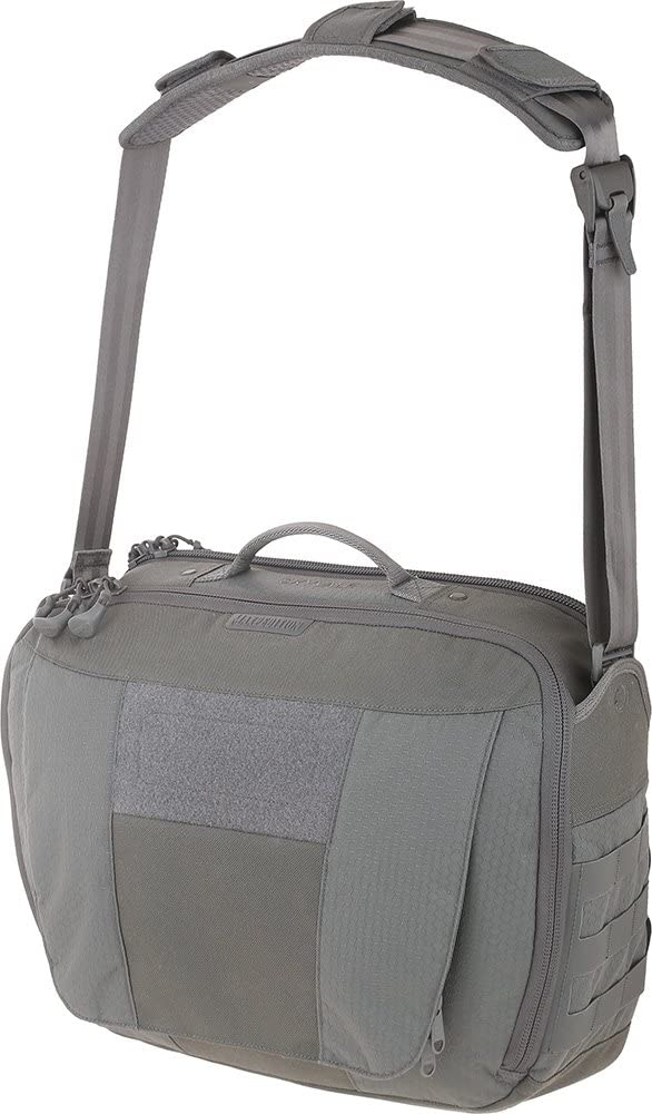 Maxpedition Skyvale Messenger Bag, Gray