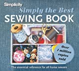 Simplicity Simply the Best Sewing Book: The