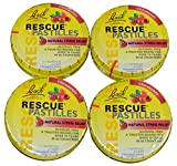 Bach Rescue Cranberry Pastilles Pack of 4
