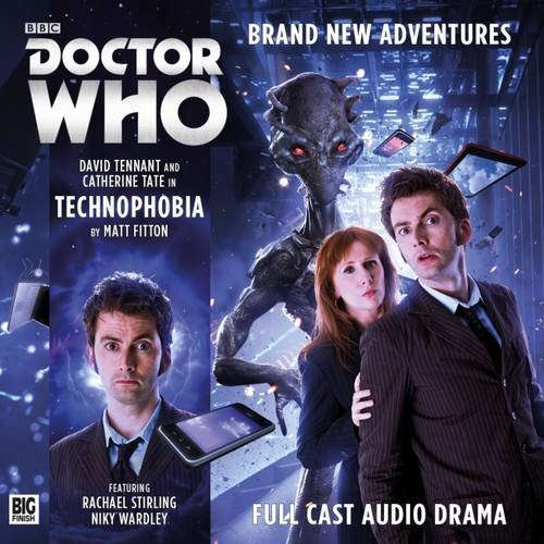 Download Technophobia: The Tenth Doctor (Doctor Who) pdf