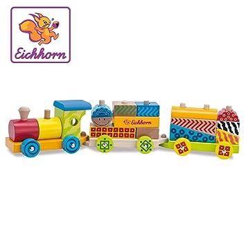 Colores100002223 Madera De Tren Colores100002223 Tren Madera Tren De Eichhorn Eichhorn Eichhorn De xeCrdoWB