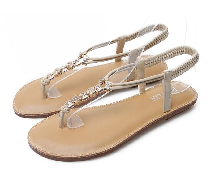 PDX/Damen Schuhe flach Absatz spitz Zehen Wohnungen Schuhe mehr Farben erhältlich, - silver-us11 / eu43 / uk9 / cn44 - Größe: One Size