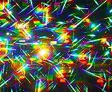 Rainbow Symphony Diffraction Grating - Rainbow