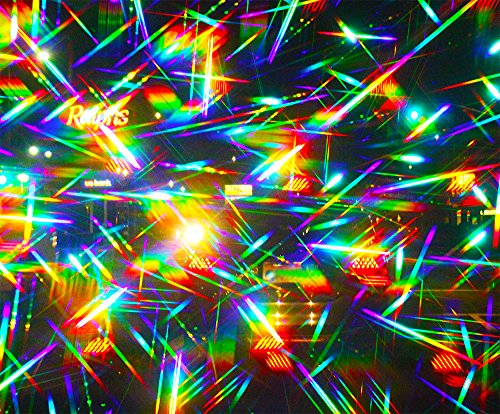 Rainbow Symphony 3D Fireworks Glasses -Planet #2 Design, Package of 1000 by Rainbow Symphony (Image #2)