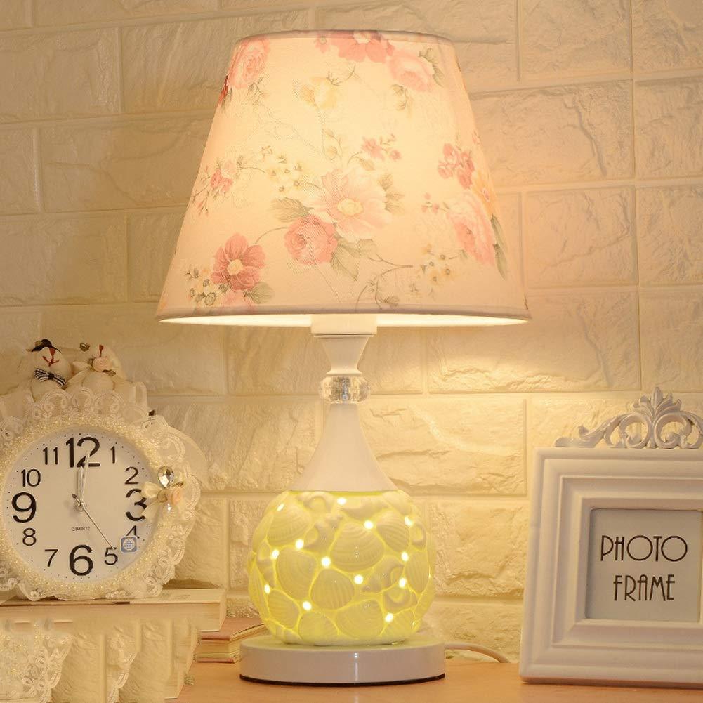 D H.ZHOU Modern Nachttisch Lampen Wohnzimmer, Tischlampe Schlafzimmer Nachttisch Schreibtischlampe Kreative Eule Geschenk Romantische warme Kinderzimmer Nette einstellbare Licht Tischlampe 26  43cm