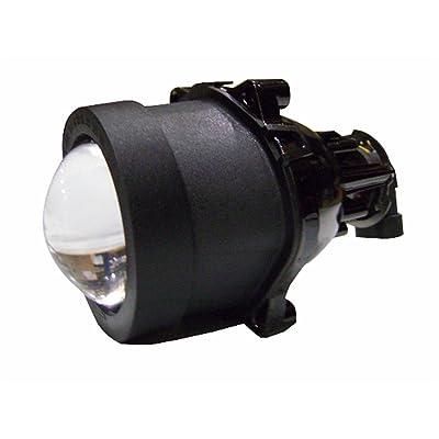 HELLA 998570001 60mm HB3 Low Beam SAE Headlamp: Automotive
